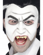 Vous aimerez aussi : Demi-masque vampire adulte Halloween