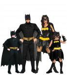 Disfraz de familia Batman�