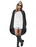 Pinguin-Poncho f�r Erwachsene