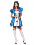 También te gustará : Disfraz princesa de las maravillas sangrienta mujer Halloween