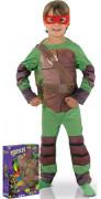 Disfraz lujo relleno Tortugas Ninja� en caja