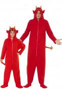 Disfraz de pareja diablo Halloween