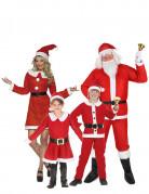 Disfraz familia Pap� Noel