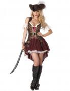 D�guisement  Pirate Aventuri�re Femme