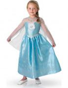 Disfraz Elsa Frozen� de lujo ni�a