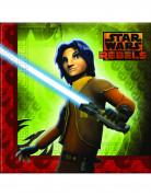 20 Serviettes Star Wars Rebels�