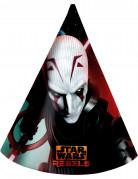 6 Chapeaux de f�te Star Wars Rebels�
