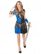 D�guisement Chevalier bleu Femme