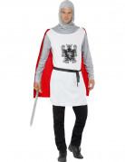 D�guisement chevalier blanc homme