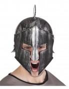 Casque chevalier guerrier adulte