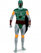 D�guisement adulte seconde peau Boba Fett- Star Wars�