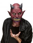 Masque latex créature démoniaque adulte Halloween