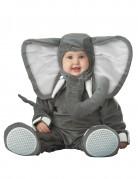 Déguisement éléphant pour bébé - Premium