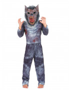 Déguisement loup garou enfant