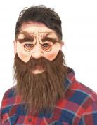 Vous aimerez aussi : Masque latex homme barbu adulte