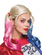 Perruque Harley Quinn Suicide Squad™ femme