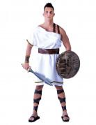 Déguisement spartan blanc homme