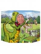 Passe tête dinosaure 94 x 63,5 cm