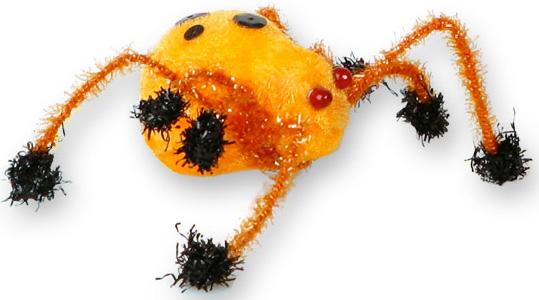 D coration araign e orange halloween deguise toi achat de decoration ani - Deguisetoi fr halloween ...