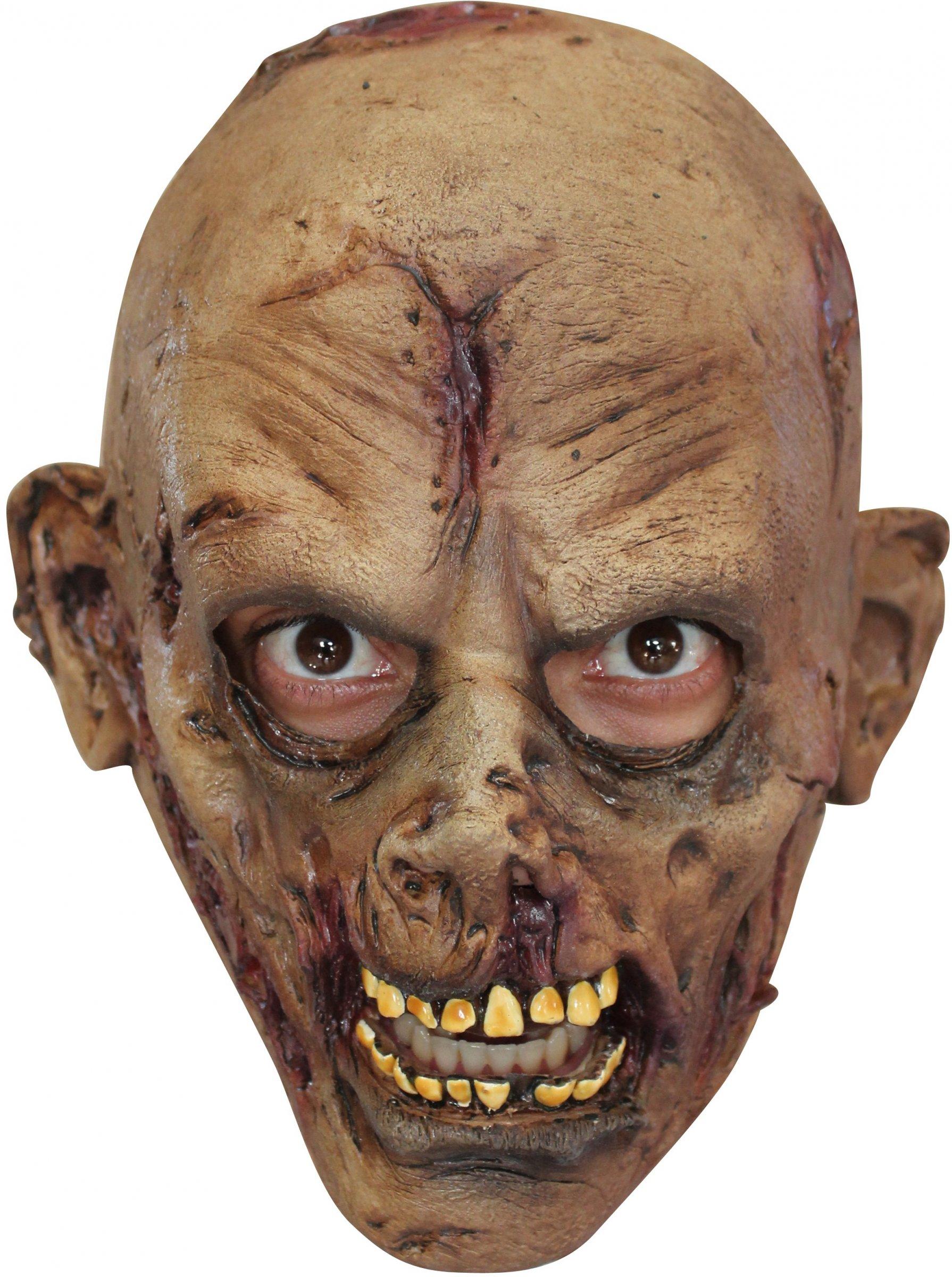 masque zombie enfant halloween. Black Bedroom Furniture Sets. Home Design Ideas