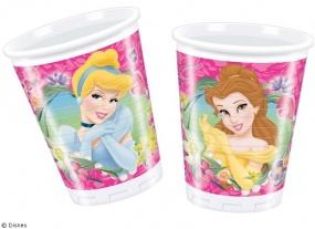 10 vasos de plástico Disney Princesa Journey?
