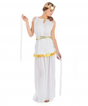 Oferta: Disfraz de la diosa griega Atena para mujer