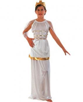 Oferta: Disfraz de diosa griega para niña