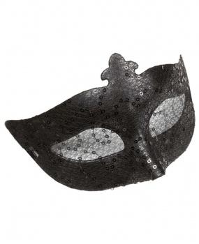 Oferta: Antifaz veneciano negro adulto