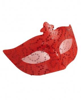 Oferta: Antifaz veneciano rojo adulto