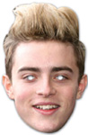 Masque Edward Jedward