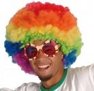 Afro-Per�cke Disko f�r Erwachsene