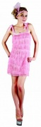 Dguisement  charleston femme rose