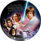 Assiette m�lamine Star Wars�