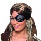 Parche de pirata para mujer