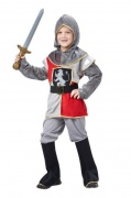 Knight costume for boys.