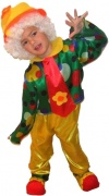 Clown-Kost�m f�r Kinder
