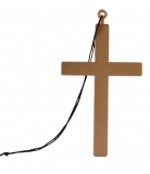 Croix de moine or