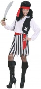 Martin pirate woman costume