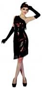 Vous aimerez aussi : D�guisement charleston femme noir et rouge