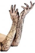 Vous aimerez aussi : Gants longs toile d'araign�e femme