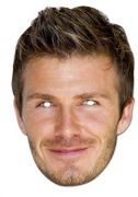 David Beckam mask