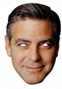 Masque George Clooney