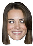 Kate Middleton - Maske