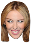 Masque Kylie Minogue