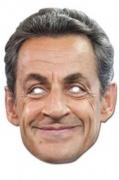 Vous aimerez aussi : Masque Nicolas Sarkozy