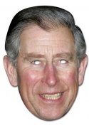 Prince Charles mask