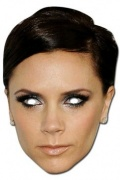 Victoria Beckham mask