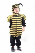 Little bee costume for children.