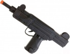 Pistolet mitrailleur UZI de soldat militaire