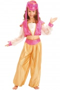Girls deluxe oriental princess costume
